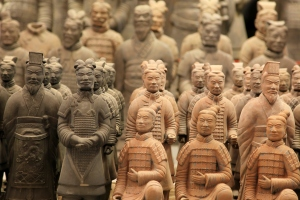 Xian soliders copy