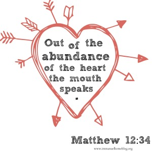 Abundance of the Heart blog 2.27.15