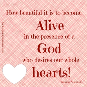 IcBlog -- how beautiful to come alive --Makenna 2.12.15